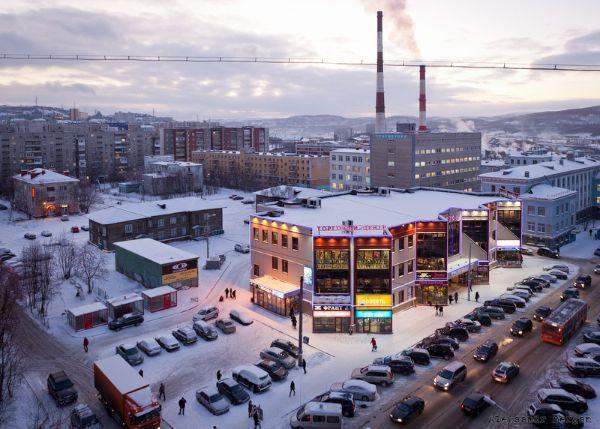 Торговый центр Русь