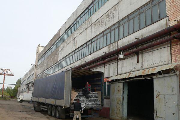 Производственно-складской комплекс на Тормозном шоссе, 119