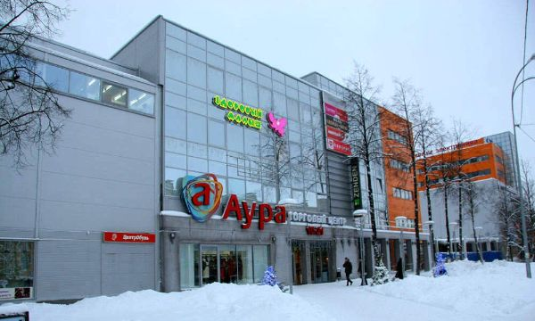 Торговый центр Аура