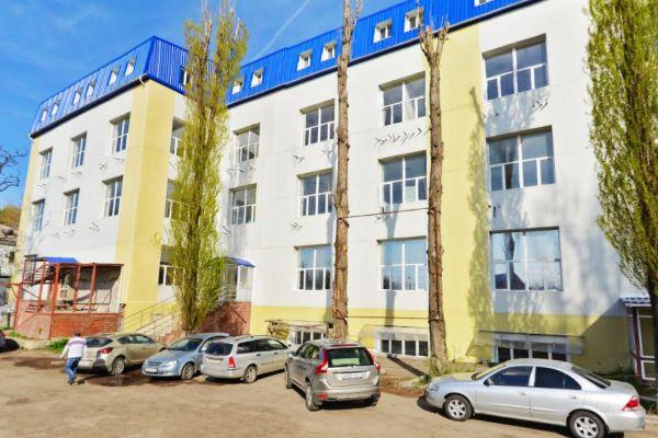 Офисно-складской комплекс на проспекте Михаила Нагибина, 40