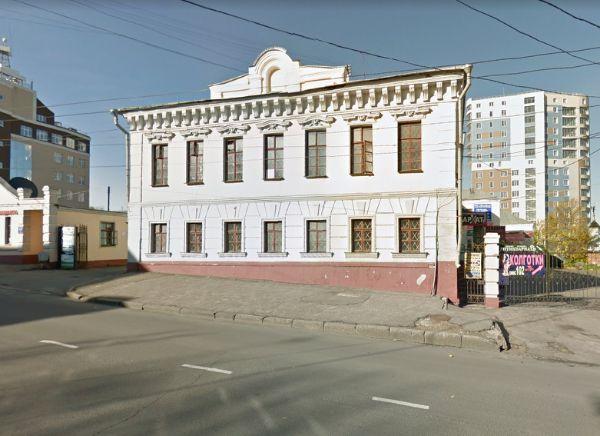 Административное здание на ул. Почтовая, 6А