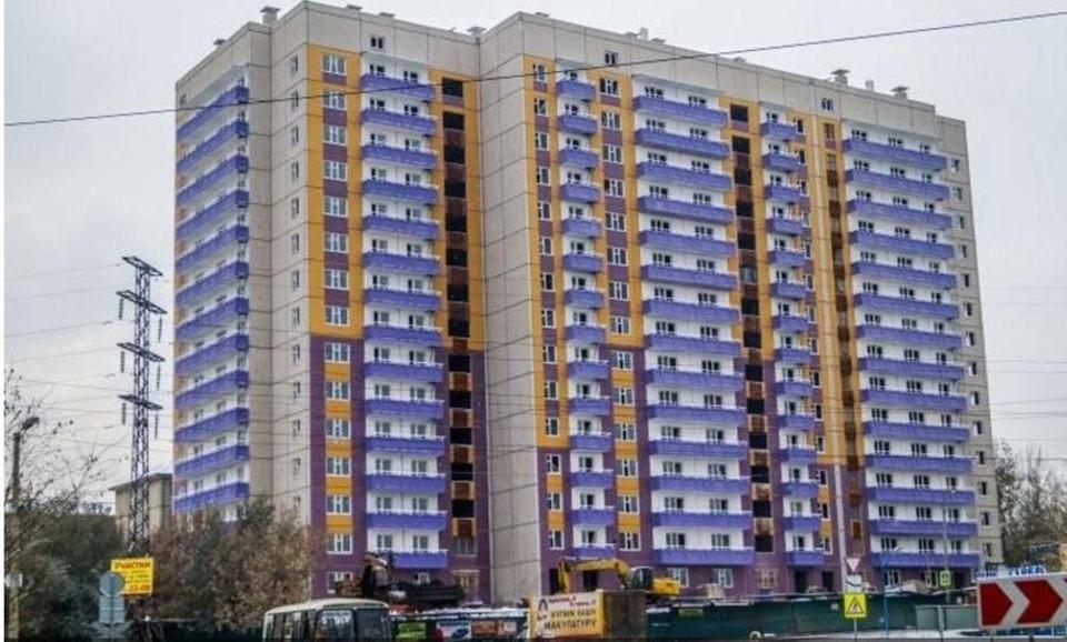 жилой комплекс Шевченко, 48
