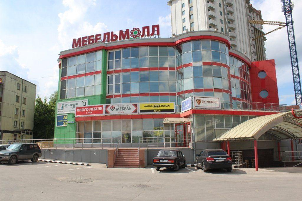 аренда помещений в ТЦ МебельМолл