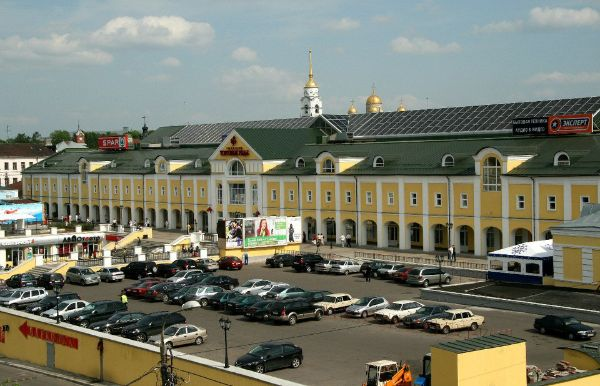 Торговый центр Торговые Ряды