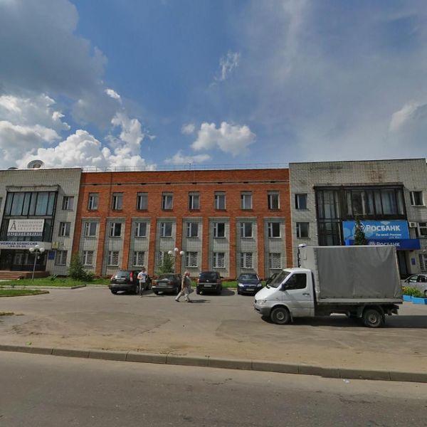 Отдельно стоящее здание на ул. Фокина, 108А