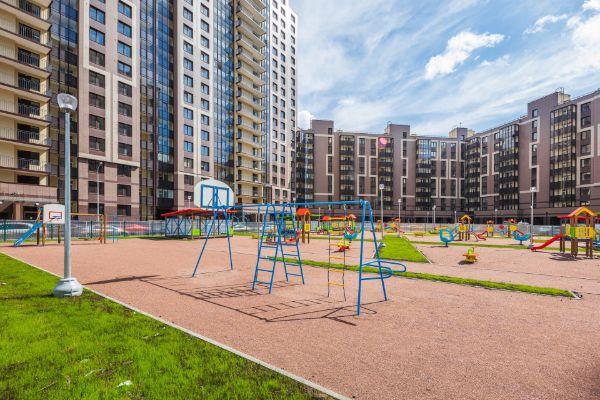 15-я Фотография ЖК «UP-квартал Московский»