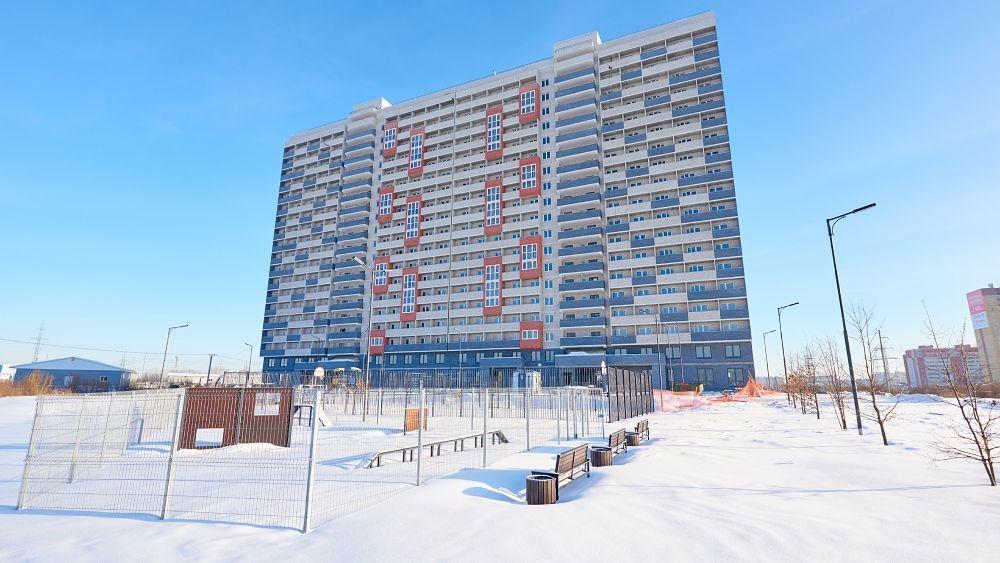 жилой комплекс Новый Мыс 3.0