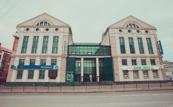 Бизнес-центр Бизнес Парк