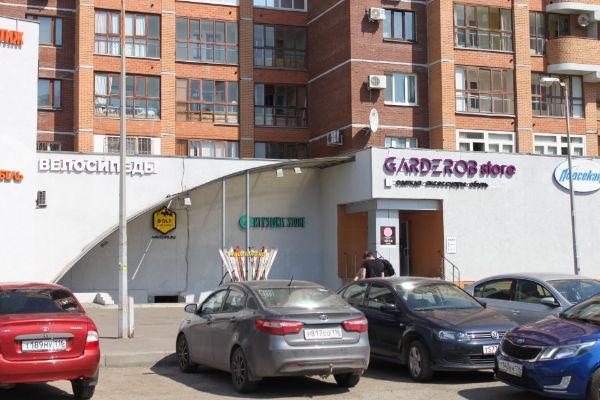 Торгово-офисный комплекс на ул. Чистопольская, 7