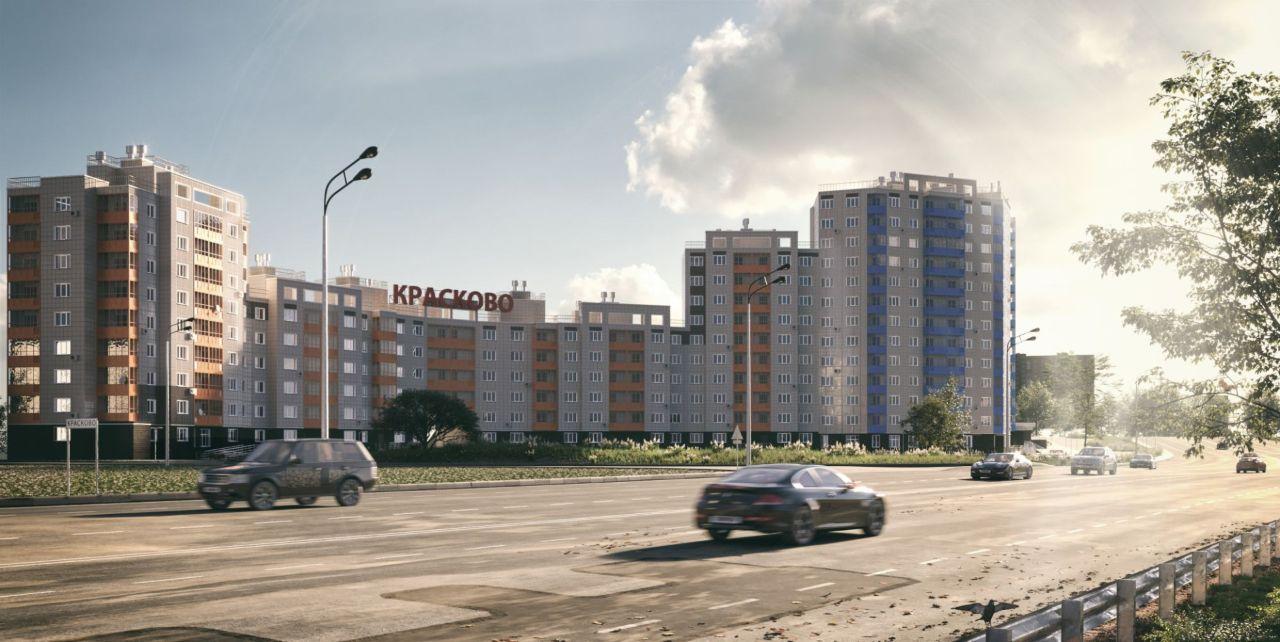 жилой комплекс Красково