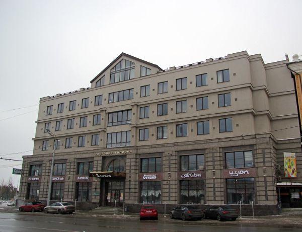 Торгово-офисный комплекс Миллениум