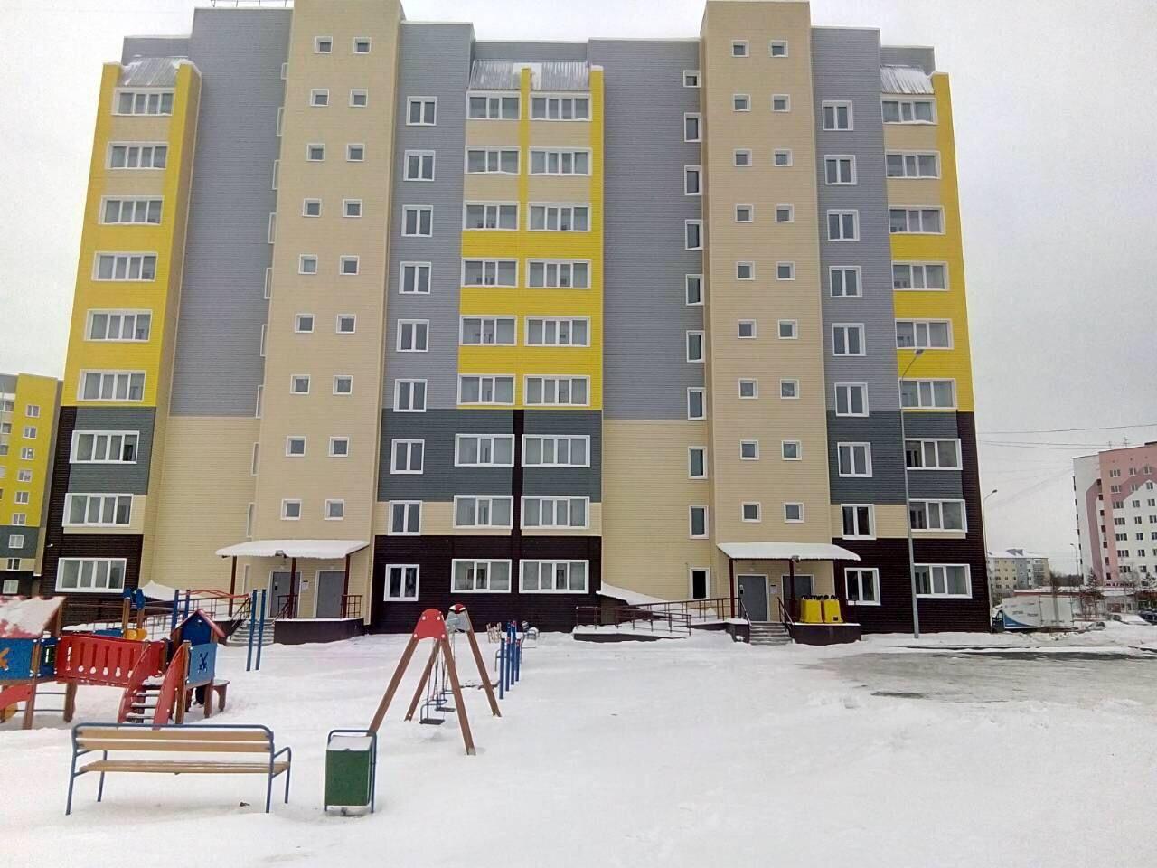 продажа квартир Дом №5 в мкр. ПИКС