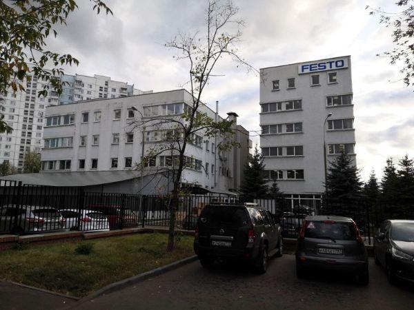 Офисное здание на Мичуринском проспекте, 49