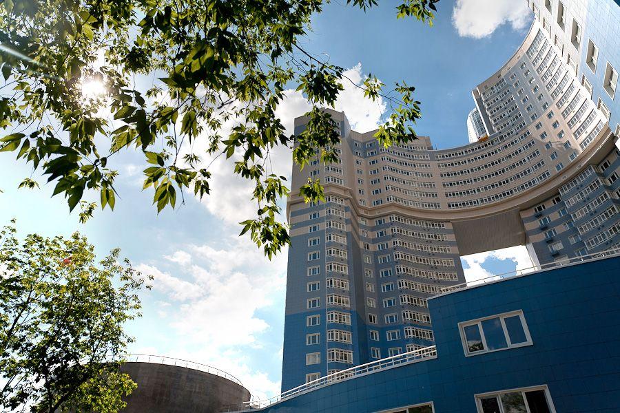 жилой комплекс Зодиак
