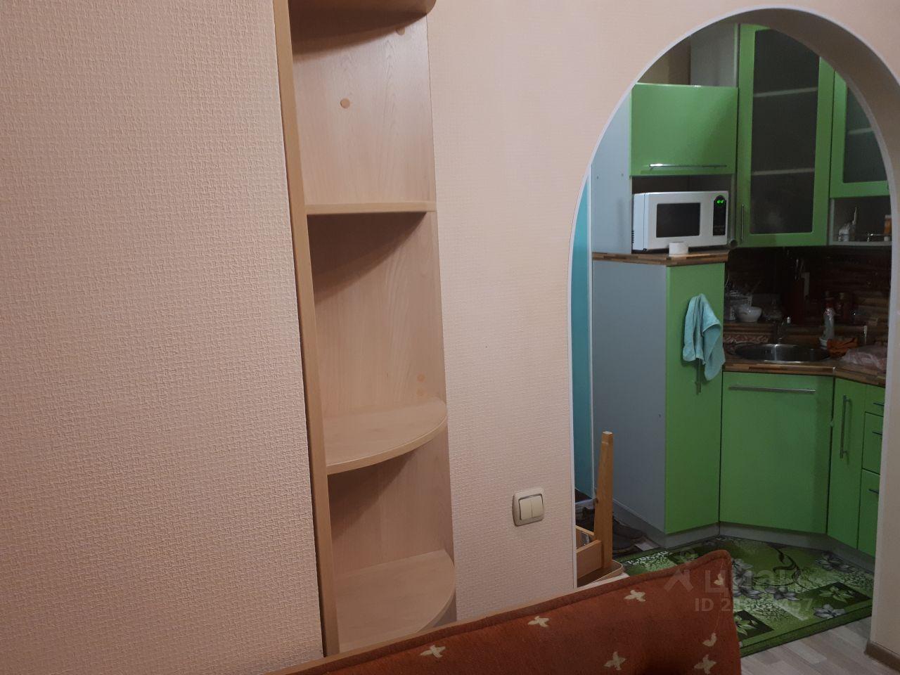 Сдам однокомнатную квартиру 32м² ул. Энгельса, 134, Сыктывкар, Коми респ. - база ЦИАН, объявление 241452488