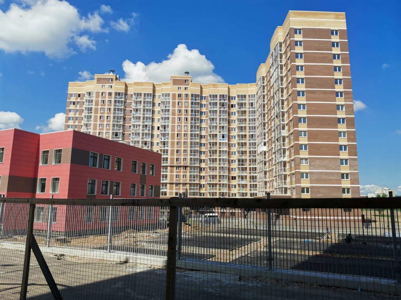 жилой комплекс Хлебникоff