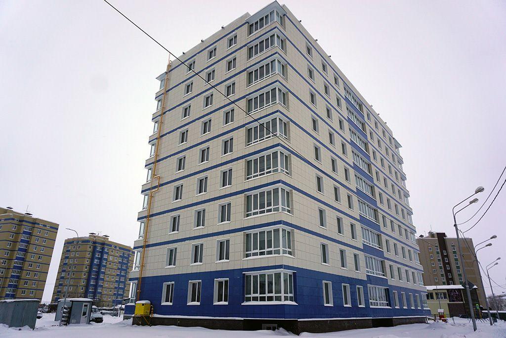 купить квартиру в ЖК Весенний