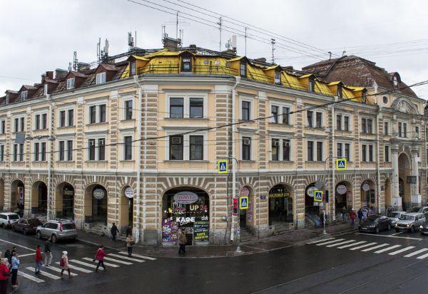 Торговый дом Апраксин Двор
