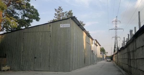 Склад на ул. Дежнёва, 44