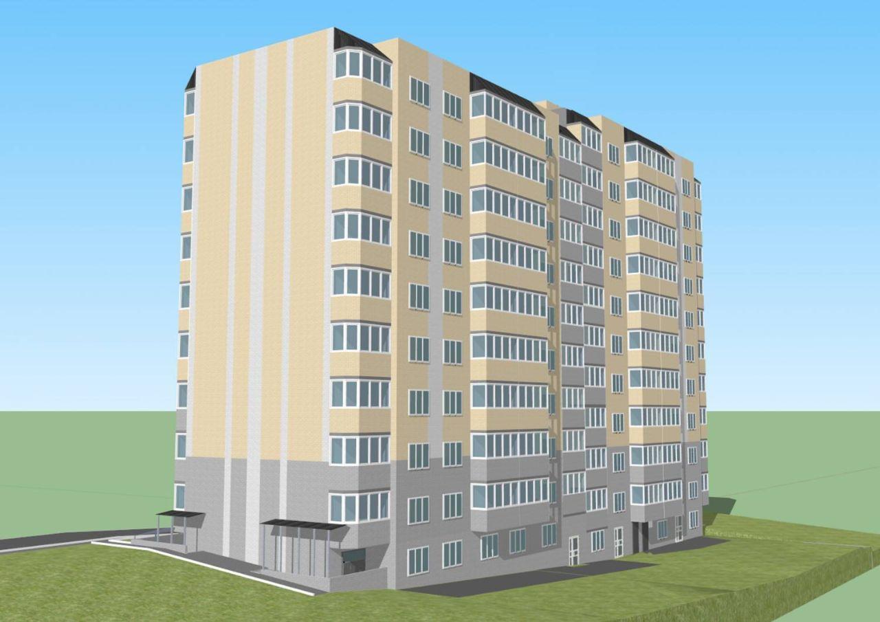 жилой комплекс по ул. Щемиловка