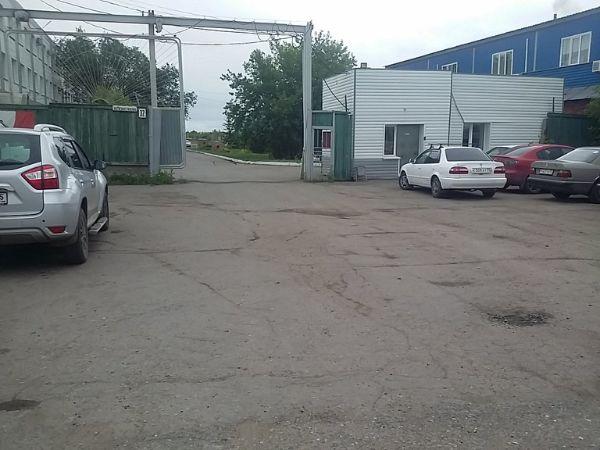 Производственный комплекс на ул. 1-я Казахстанская, 32