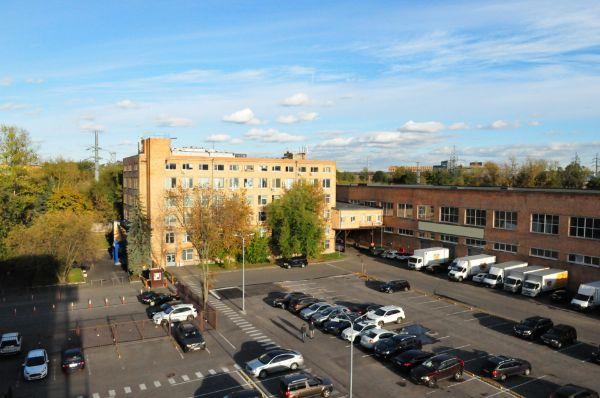 Офисно-складской комплекс на ул. Выборгская, 22с1