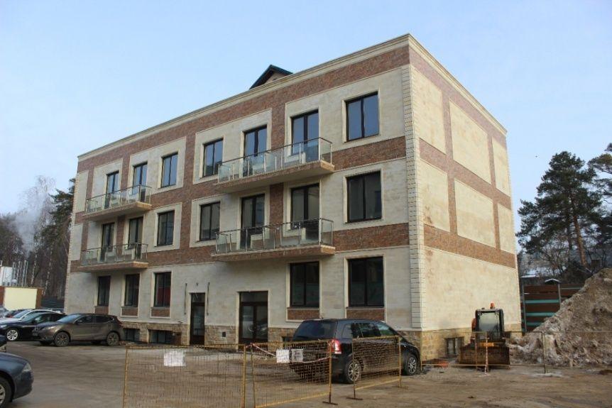 жилой комплекс Берега