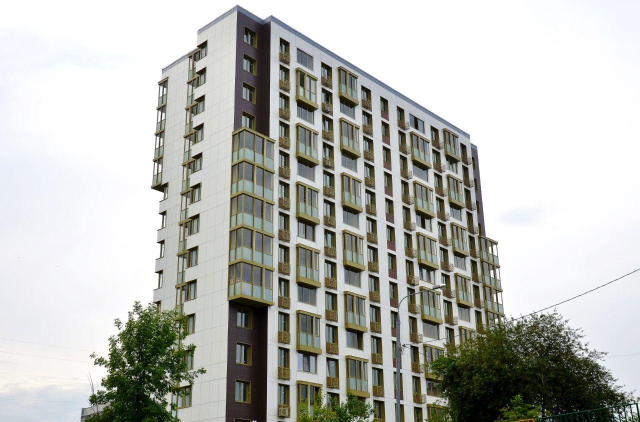 купить квартиру в ЖК Счастье в Чертаново