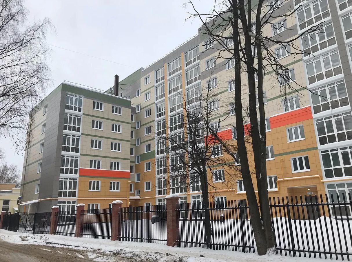 жилой комплекс по ул. Румянцева