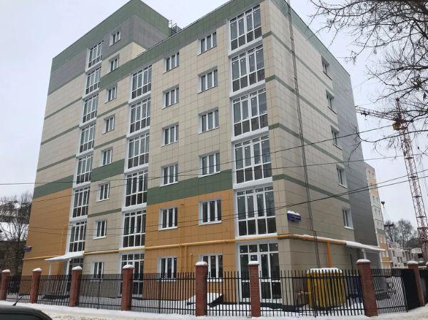 2-я Фотография ЖК «по ул. Румянцева»