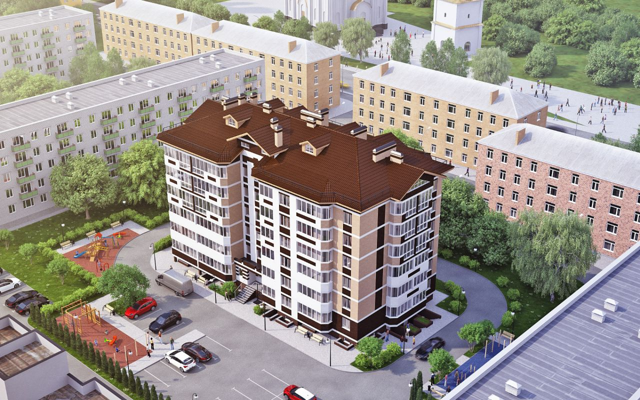 купить квартиру в ЖК На пр. Ленина 57А