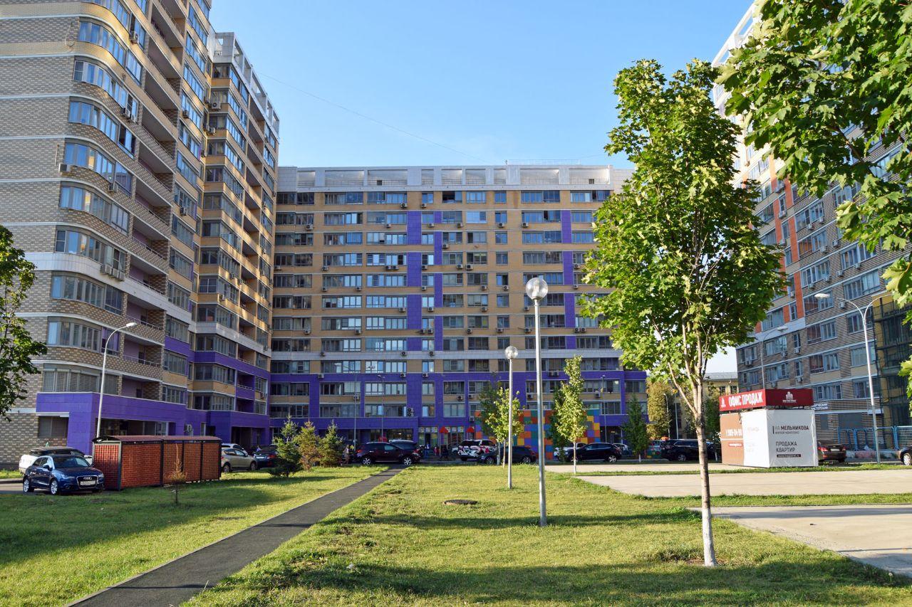жилой комплекс На ул. Мельникова
