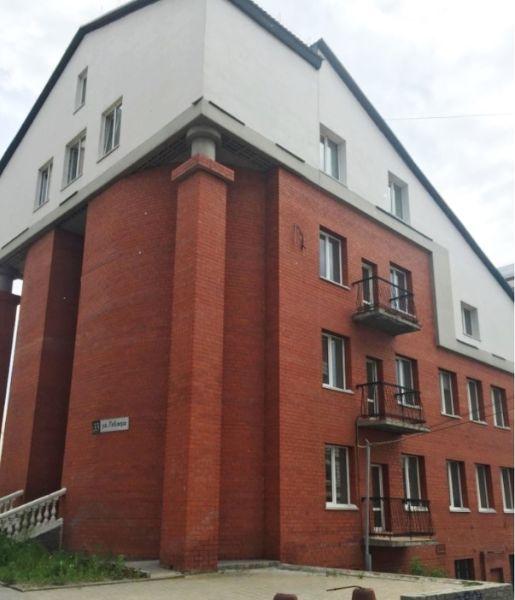 Офисный центр в переулке Геблера, 33