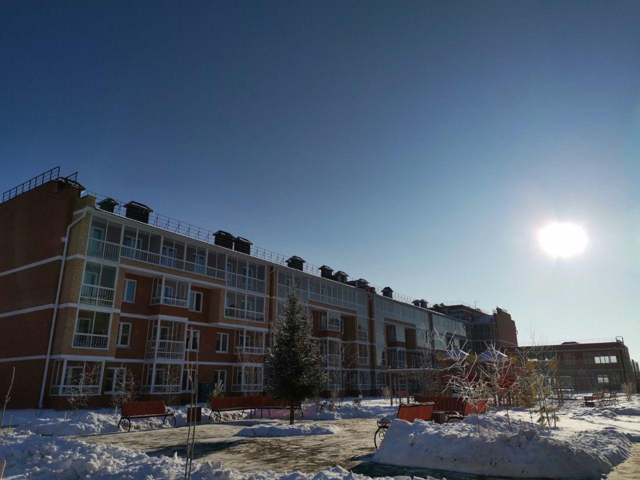 продажа квартир Современник (2 очередь, БС 1 - 13)