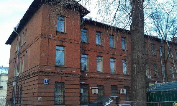Административное здание на шоссе Энтузиастов, 9