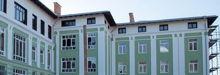 жилой комплекс Дом по ул. Карпова