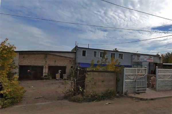 Производственно-складской комплекс на ул. Романа Ердякова, 42А