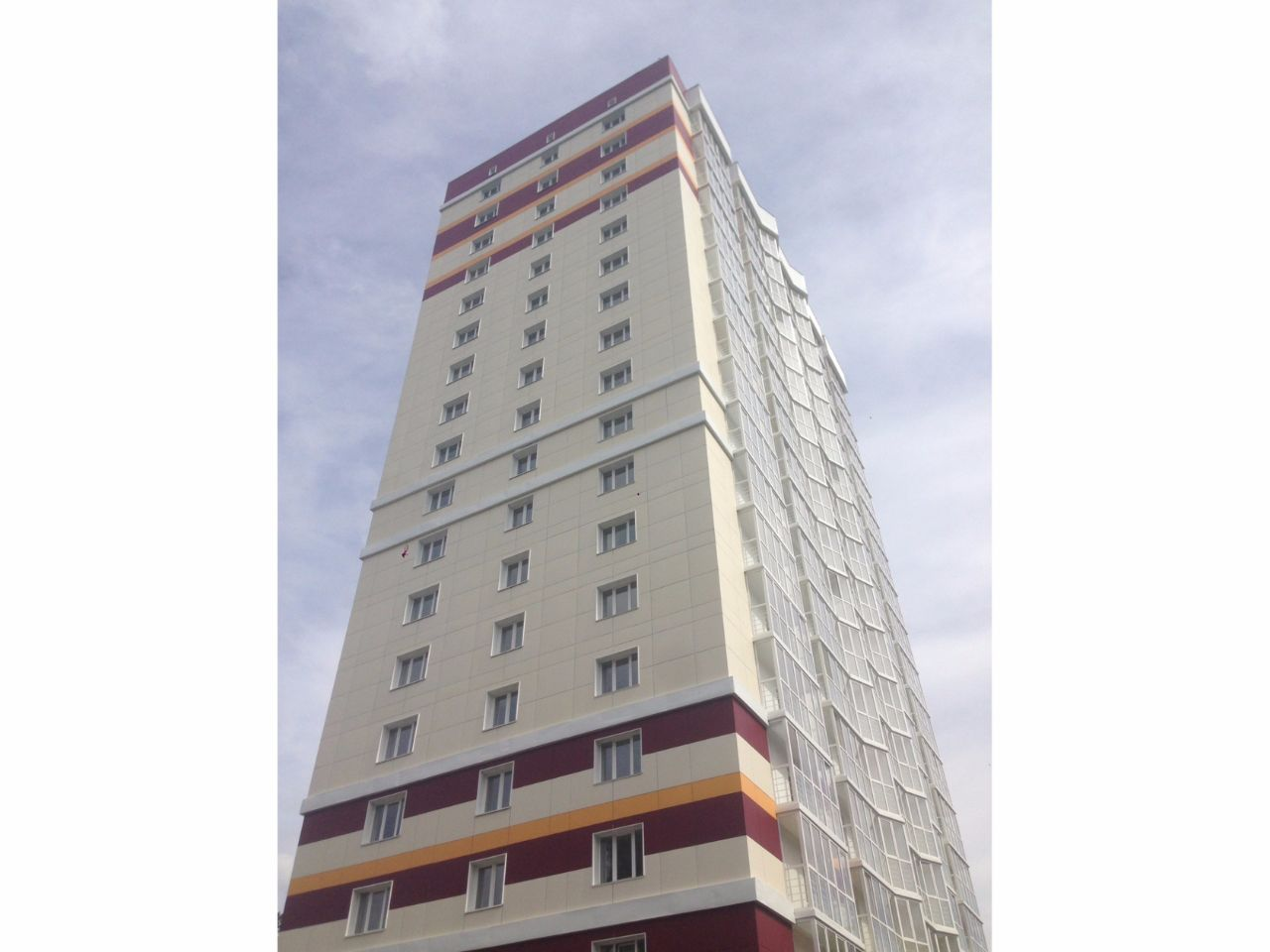 жилой комплекс по ул. Уфимская, 10А