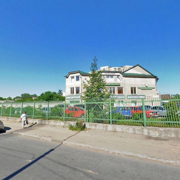 Офисное здание на ул. Афонская, 1к2