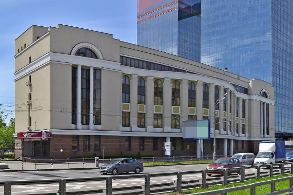 Бизнес-центр на Ленинградском проспекте, 39с14