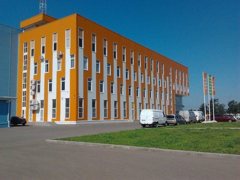 Складском комплексе ЕврАзЭС-Краснодар