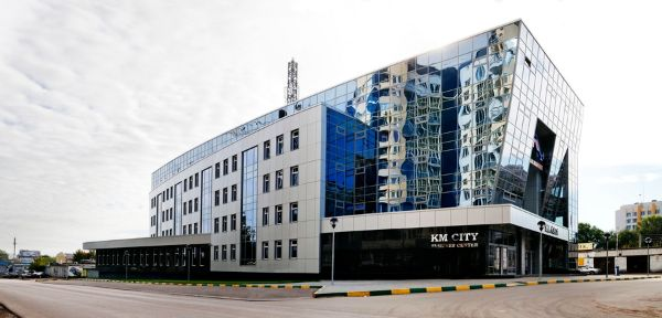 Бизнес-центр KM CITY (КМ Сити)