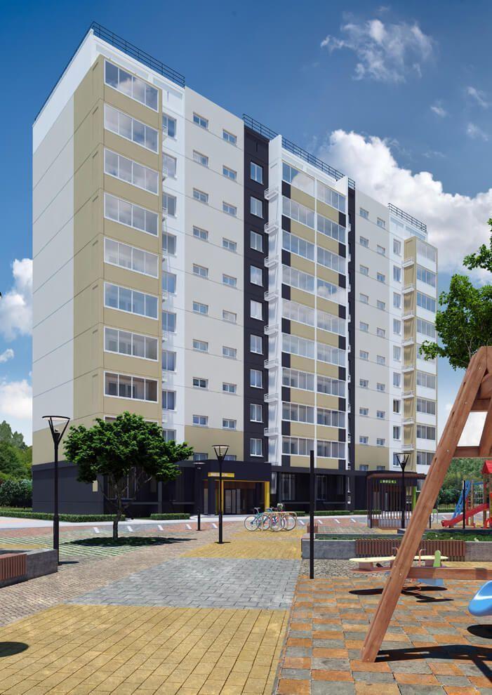 купить квартиру в ЖК Дом на Кулибина