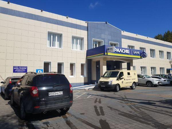 Отдельно стоящее здание на ул. Терская, 119