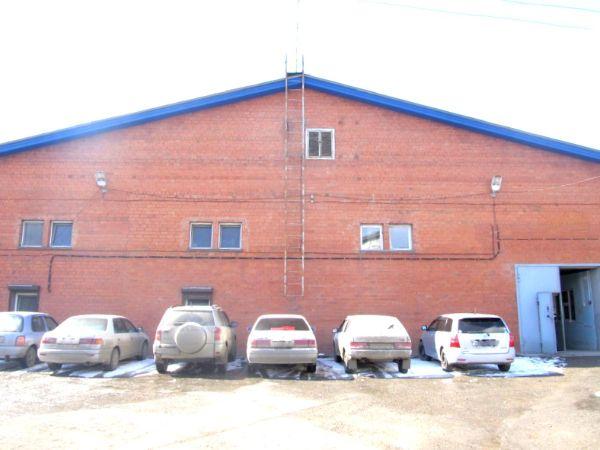 Отдельно стоящее здание на ул. Набережная Иркута, 1К