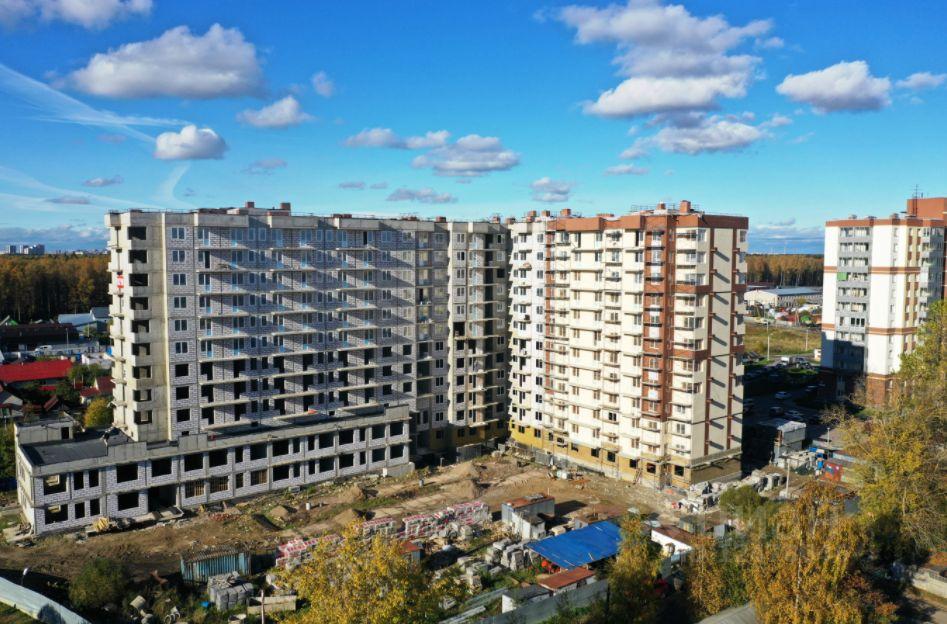 Купить двухкомнатную квартиру 54.65м² 6-я линия, Ленинградская область, Всеволожский район, Заневское городское поселение, Янино-1 поселок м. Ладожская - база ЦИАН, объявление 227980422