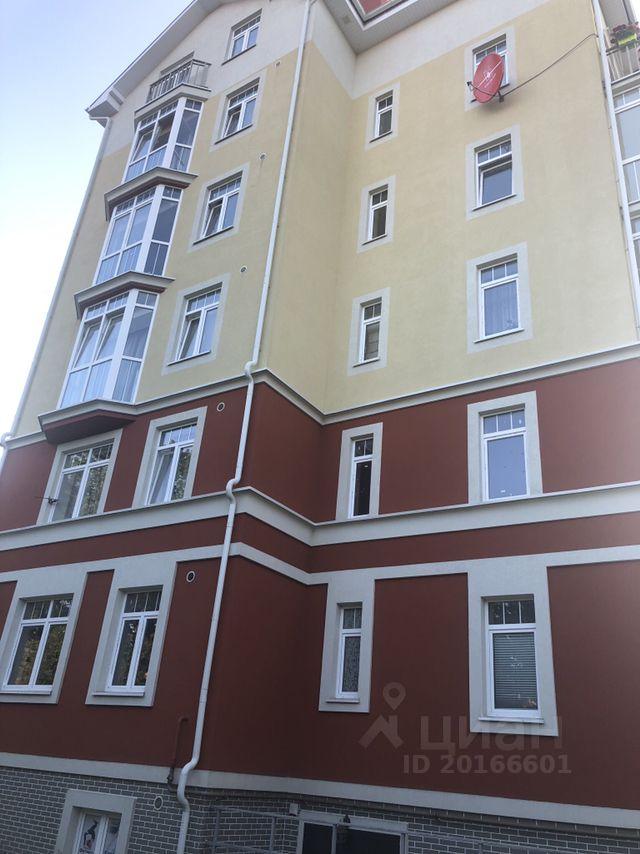 Продаю двухкомнатную квартиру 76.7м² Комсомольская ул., 15А, Пионерский, Калининградская область - база ЦИАН, объявление 218045066