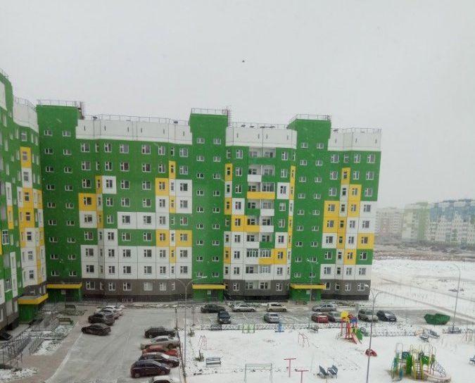 жилой комплекс Салманова, 3