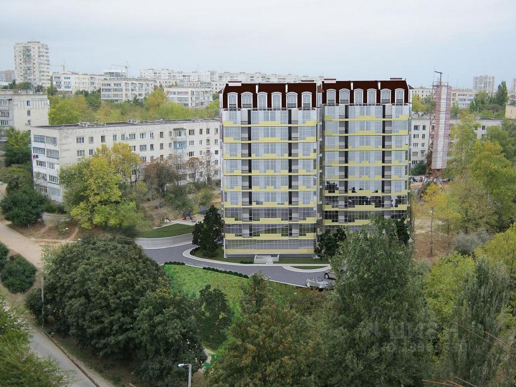 Продаю двухкомнатную квартиру 58.7м² ул. Степаняна, 9А, Севастополь, р-н Гагаринский, мкр. Летчики - база ЦИАН, объявление 236499377