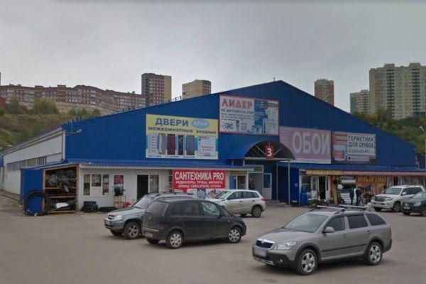 Торговый комплекс на ул. Нижне-Печерская улица, 18
